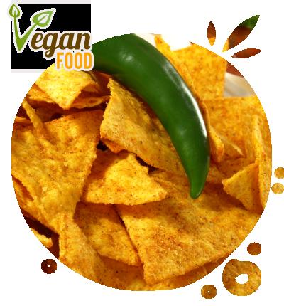 Chips con Hacienda Salsa