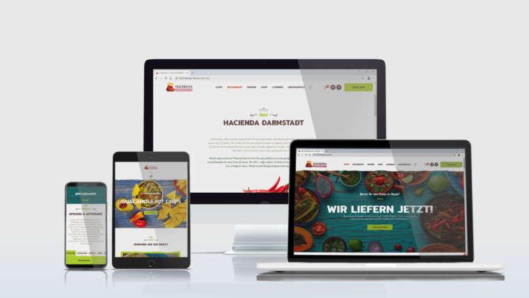 Neue Internetseite ist online